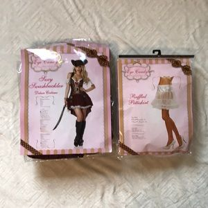 ✨Adult Small Sexy Swashbuckler Costume